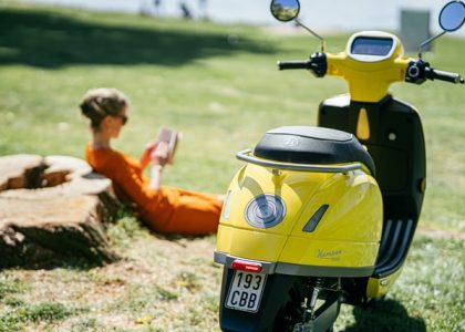 elektrische scooter